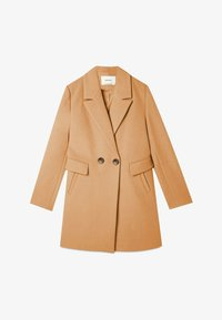 Krátký kabát - beige