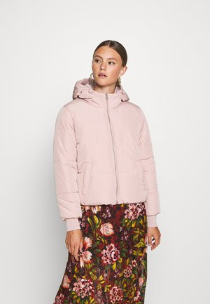 JDYNEWERICA HOOD - Winter jacket - pale mauve
