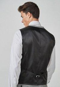 Next - PUPPYTOOTH  - Suit waistcoat - grey - 1