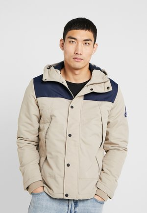 JORMATT JACKET - Winter jacket - beige