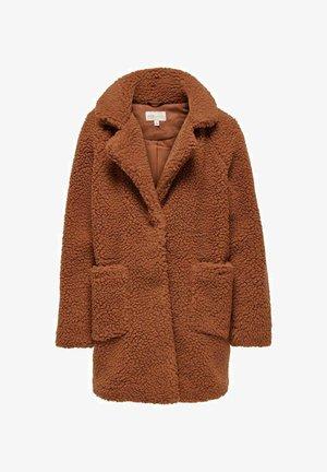 KONNEWAURELIA COAT - Winter coat - ginger bread
