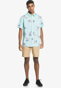 Quiksilver - Shirt - blue tint royal palms - 1