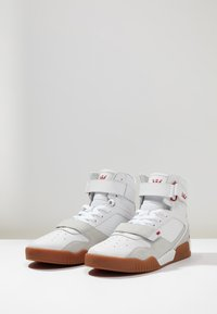 Supra - BREAKER - Baskets montantes - white/rose gum - 2