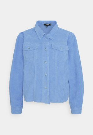 PUFF SLEEVE JACKET - Lett jakke - light blue
