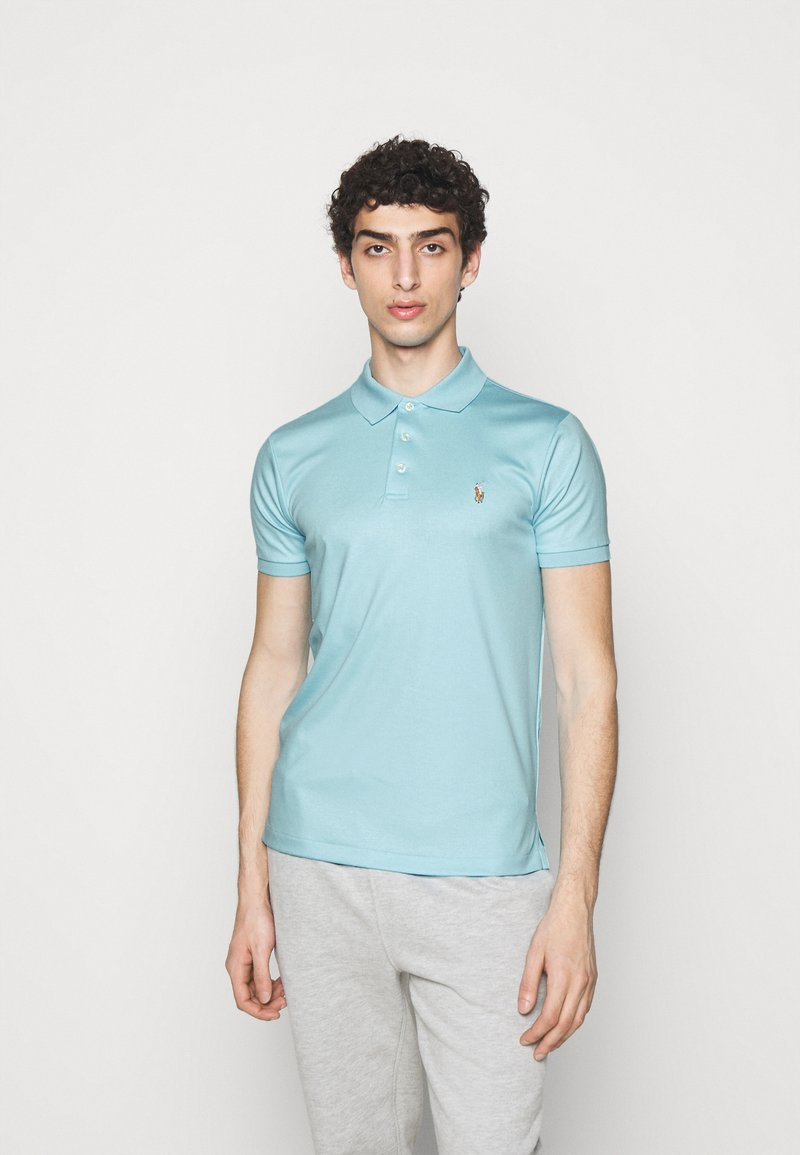 Polo Ralph Lauren - SLIM FIT SOFT - Polotričko - french turquoise