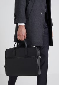 BOSS - CROSSTOWN DOC CASE - Aktetas - black - 1
