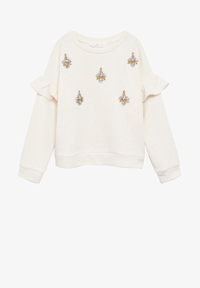 JEWL - Pullover - cremeweiß