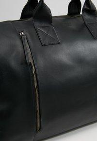 Still Nordic - CLEAN BAG - Bolsa de fin de semana - black - 7