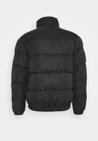 Tommy Jeans - CORP JACKET - Winter jacket - black/black - 1