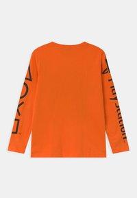 Lindex - PLAYSTATION - Long sleeved top - orange - 1