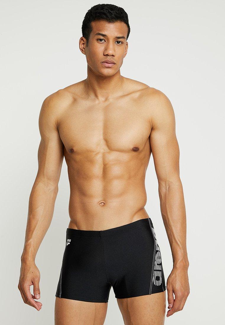 Arena - EVO - Swimming trunks - black/white