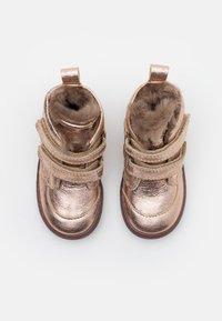Bisgaard - STORM - Vysoká obuv - rose gold - 3
