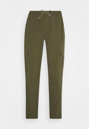 PASCAL PANT - Cargo trousers - rosin