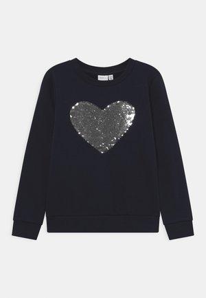 NKFPALIE  - Sweater - dark sapphire