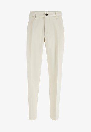 KIRIO - Trousers - natural