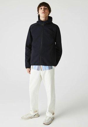 Zip-up sweatshirt - navy blau / navy blau