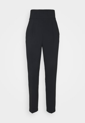 NATALIA TROUSERS - Trousers - black