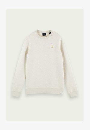 Sweatshirts - ecru melange