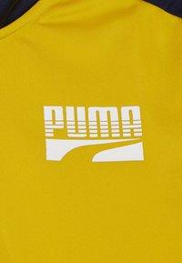 Puma - REBEL SUIT - Tracksuit - sulphur - 4