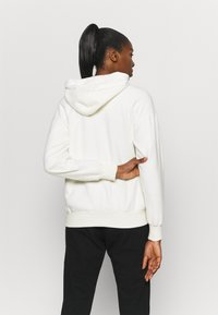 Champion - HOODED LEGACY - Huppari - off white - 2