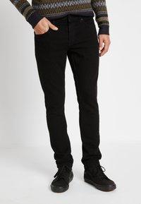 Only & Sons - ONSLOOM BLACK - Jeans slim fit - black denim - 0