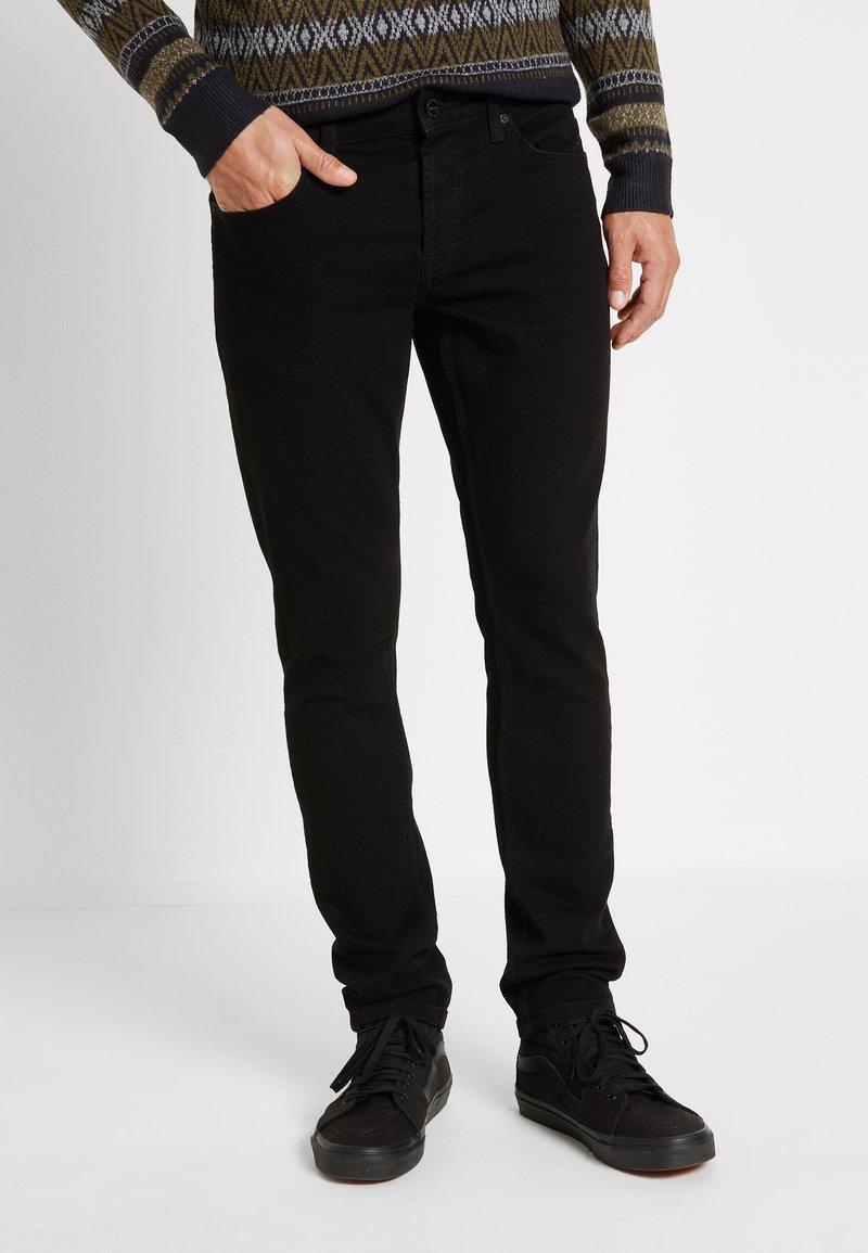 Only & Sons - ONSLOOM BLACK - Jeans slim fit - black denim