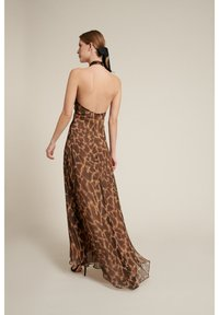 Luisa Spagnoli - Maxi dress - marrone - 2