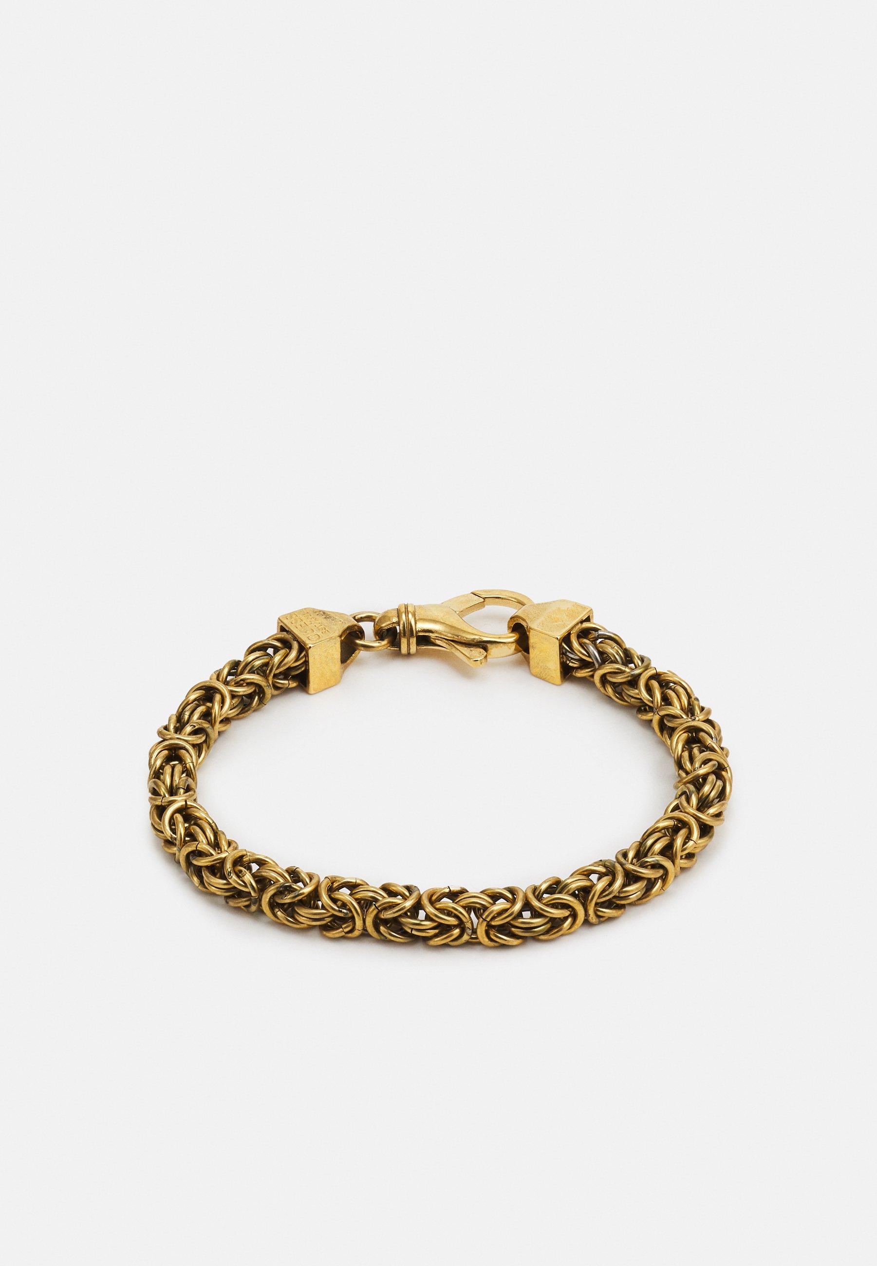 Women NARROW BIZANTINE CHAIN UNISEX - Bracelet