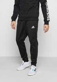adidas Performance - SET - Träningsset - black/white