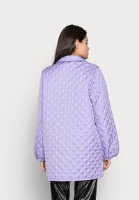Modström - JOEY COATIGAN - Winter coat - lavender - 2