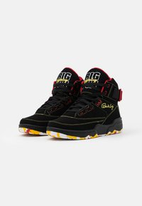 Ewing - 33 BIG PUN - High-top trainers - black/yellow/red - 1