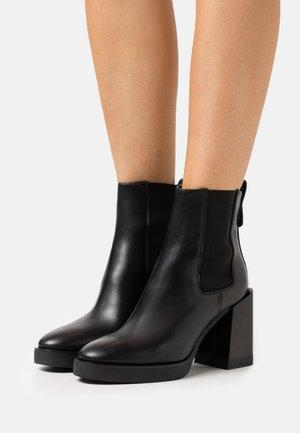 GRETA CHELSEA BOOT - Platform ankle boots - nero
