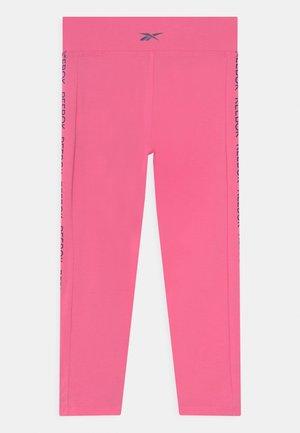 CAPRI LOGO - Leggings - pink