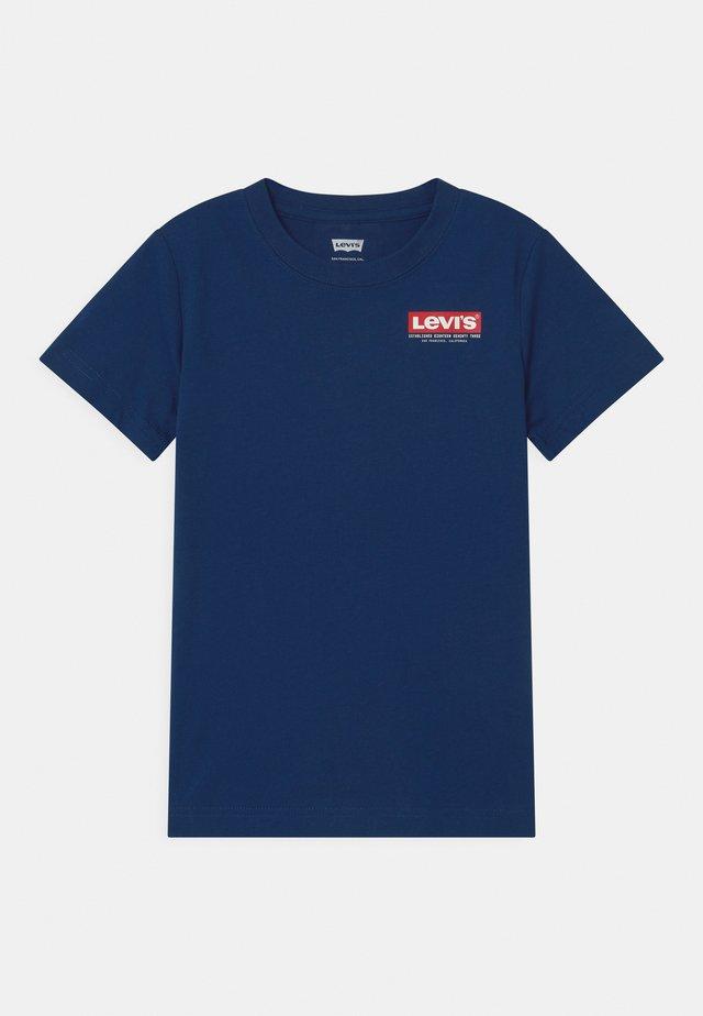 GRAPHIC - T-shirt imprimé - estate blue