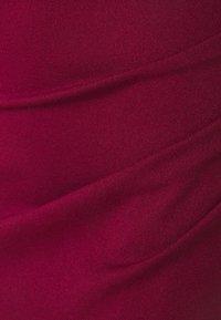 WAL G. - ELLE DRESS - Occasion wear - wine - 5