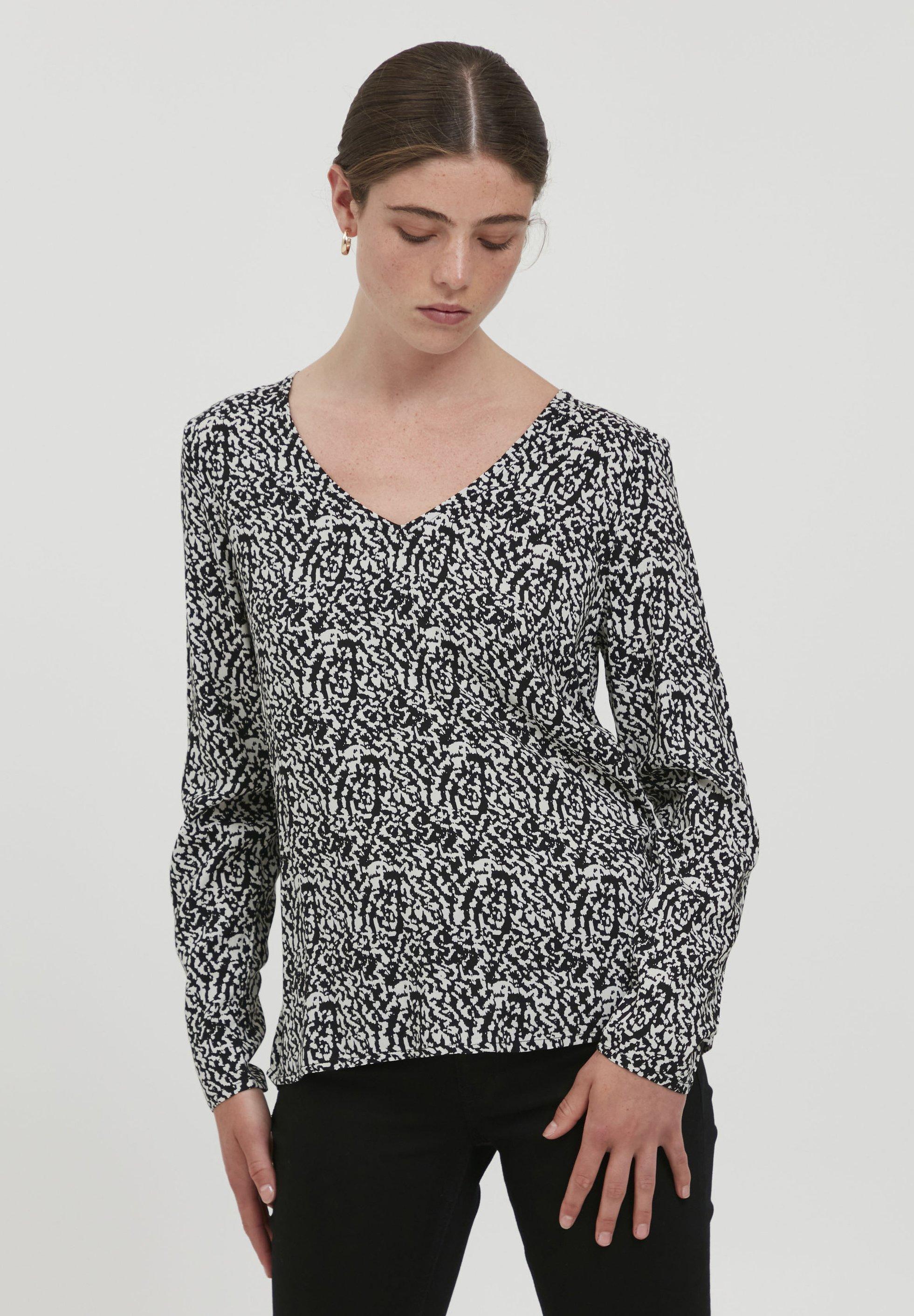 Donna IHVERA  - Maglietta a manica lunga