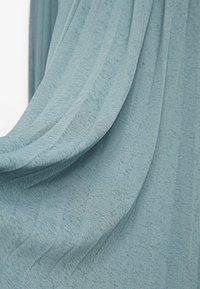 Massimo Dutti - MIT STRETCHBUND  - A-line skirt - light blue - 3