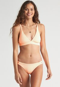 Billabong - Bikini top - neon peach - 1
