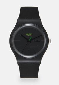 Swatch - NEUZEIT - Watch - solid black - 0