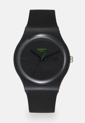NEUZEIT - Reloj - solid black