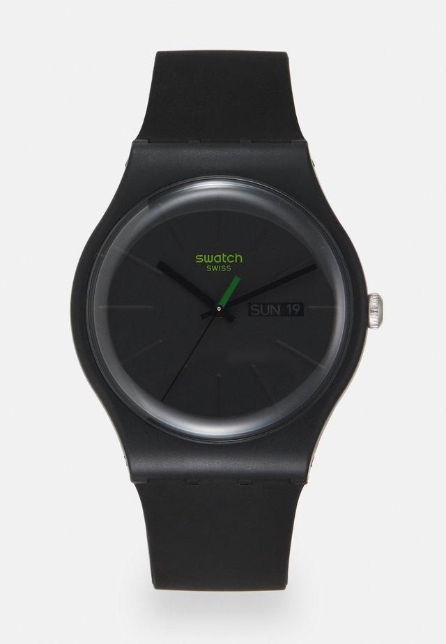 NEUZEIT - Watch - solid black