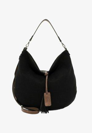 BEUTEL ROMY LEE - Tote bag - black