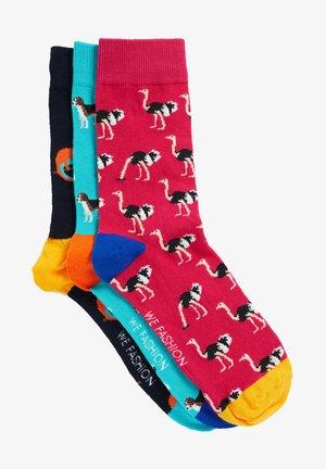 3-PACK - Socks - multi-coloured