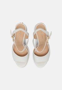Cosmoparis - JAMEA - Platform sandals - blanc - 3