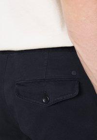 NN07 - FOSS - Pantalon classique - blue - 4