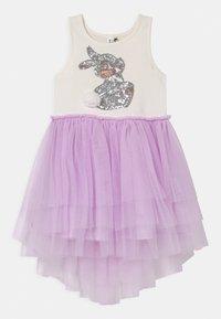 Cotton On - LICENSE IRIS DRESS UP - Žerzejové šaty - lilac - 0