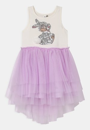 LICENSE IRIS DRESS UP - Žerzejové šaty - lilac