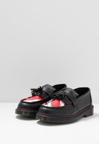 Dr. Martens - ADRIAN WHO - Slip-ons - black smooth - 2