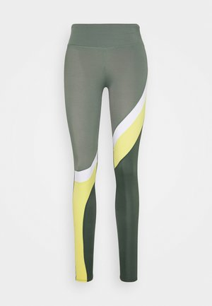 Leggings - agave green