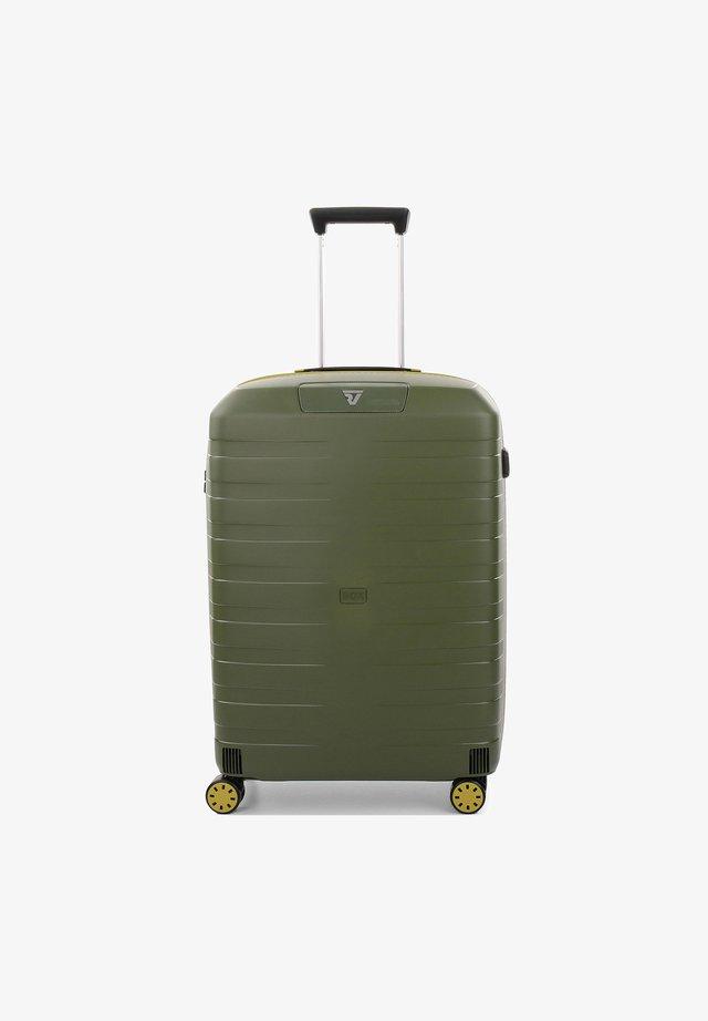 BOX YOUNG - Wheeled suitcase - kiwi